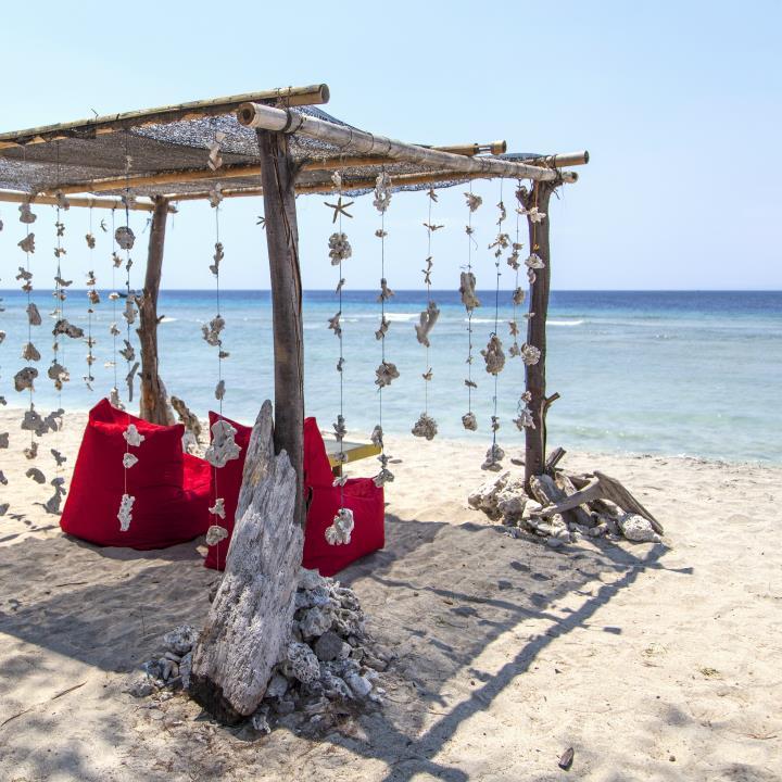 Plaże Gili