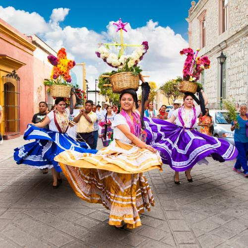 Plaże Pacyfiku i kultura Meksyku miniaturka