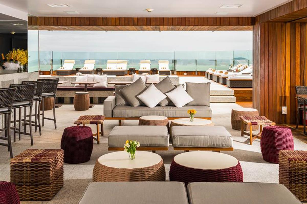 Porto Bay Rio Internacional – Lounge