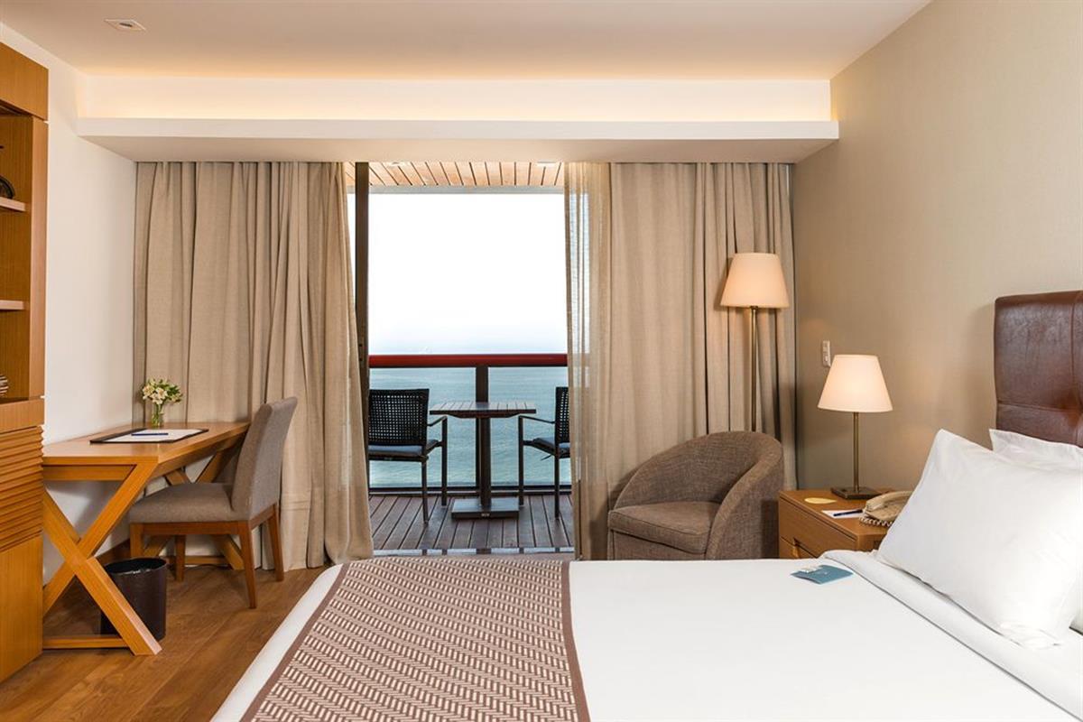 Porto Bay Rio Internacional – Pokój Luxo Top Floor Vista Mar