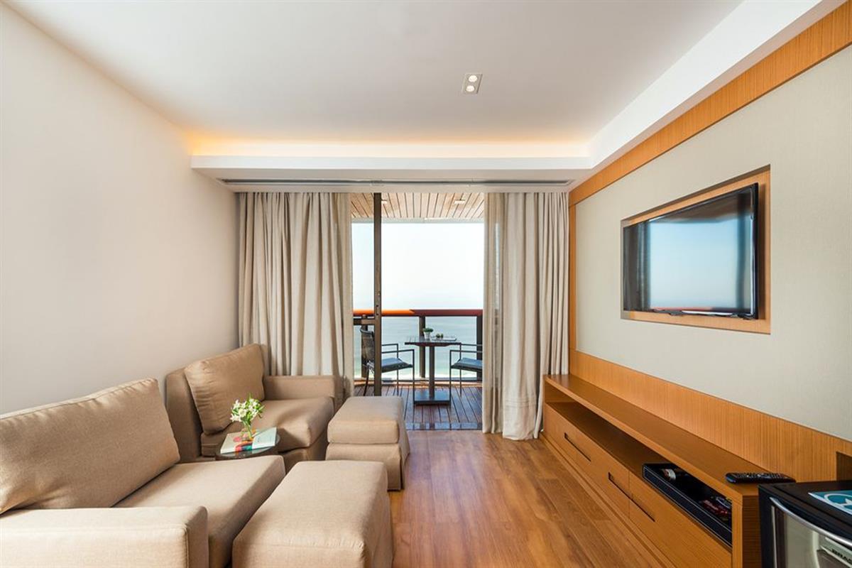 Porto Bay Rio Internacional – Suite Top Floor Vista Mar