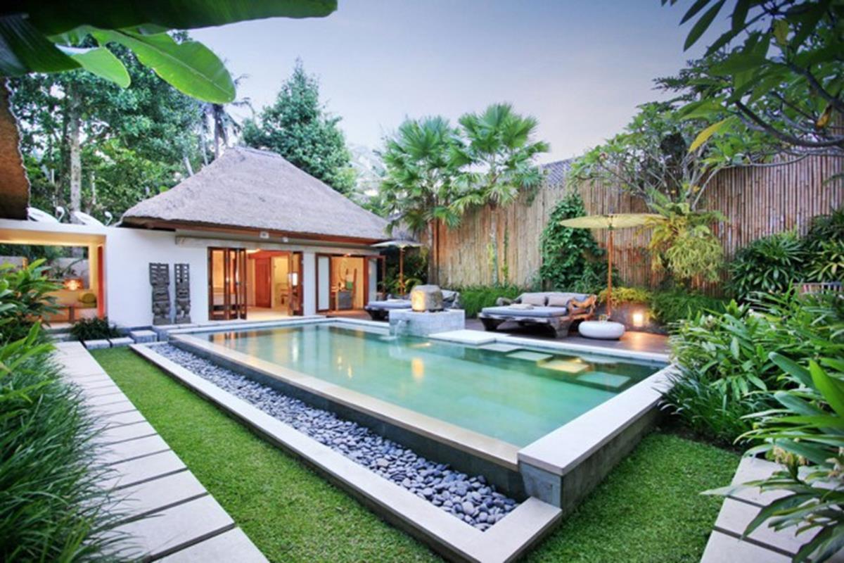 Purist Villas – Garden Villa