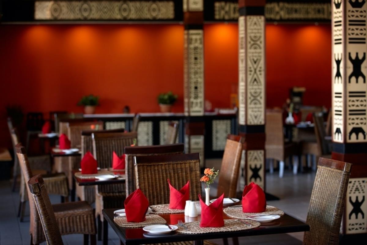 Raffles Gateway – Restauracja