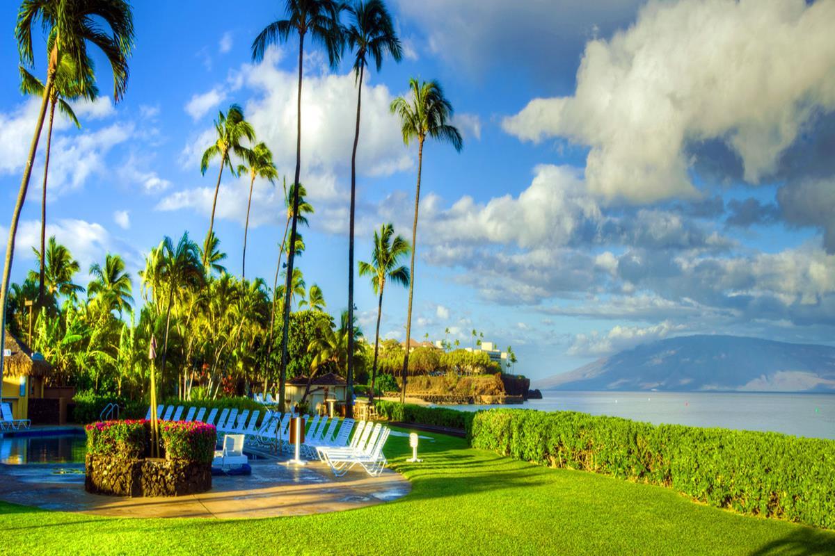 Royal Lahaina Resort – Basen