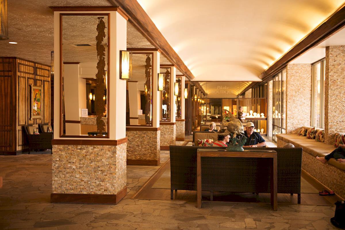 Royal Lahaina Resort – Lobby