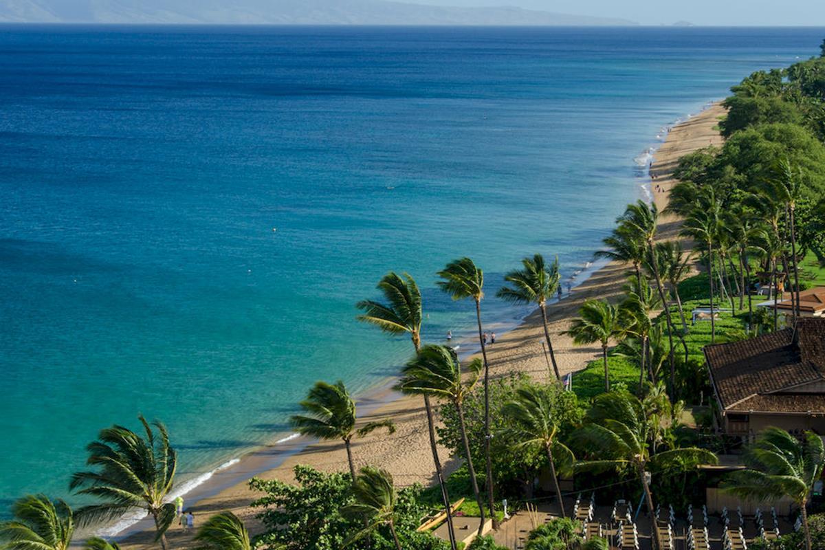 Royal Lahaina Resort – Plaża