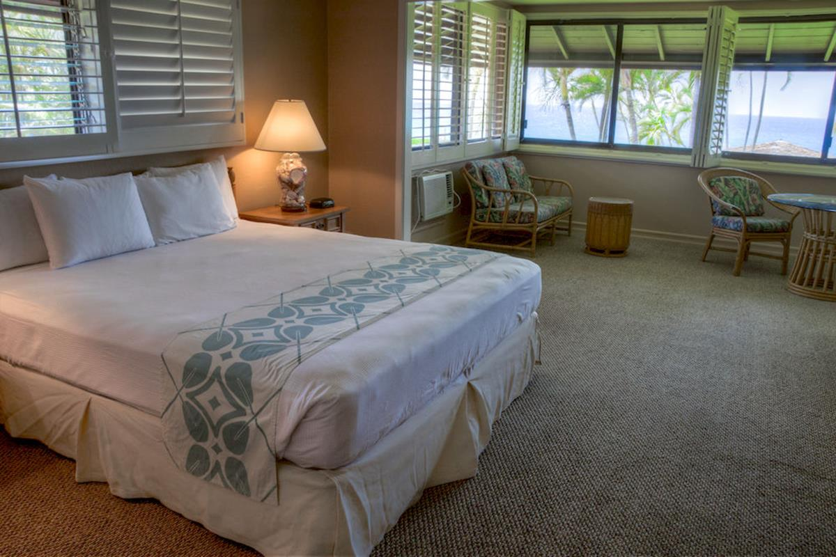 Royal Lahaina Resort – Pokój Cottage Ocean Front View