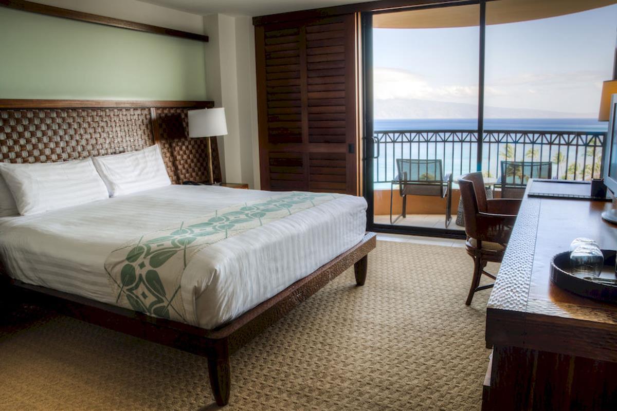 Royal Lahaina Resort – Pokój Kai Tower Deluxe Ocean View