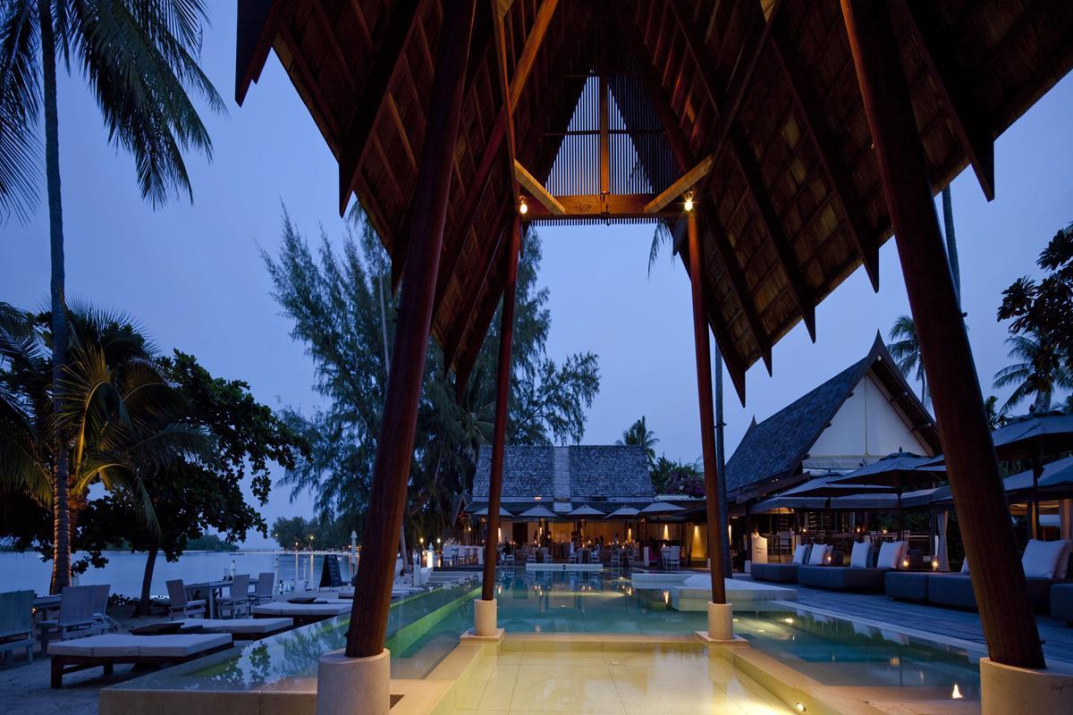 Sala Samui Resort and Spa – Basen