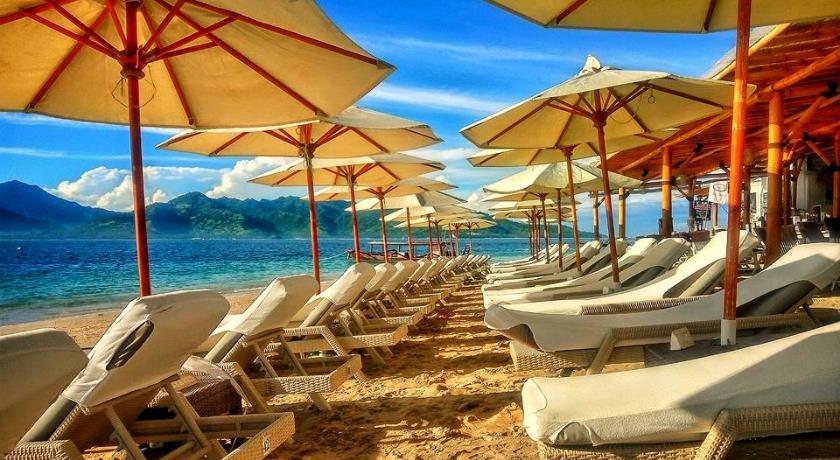 Scallywags Mango Retreat – Plaża