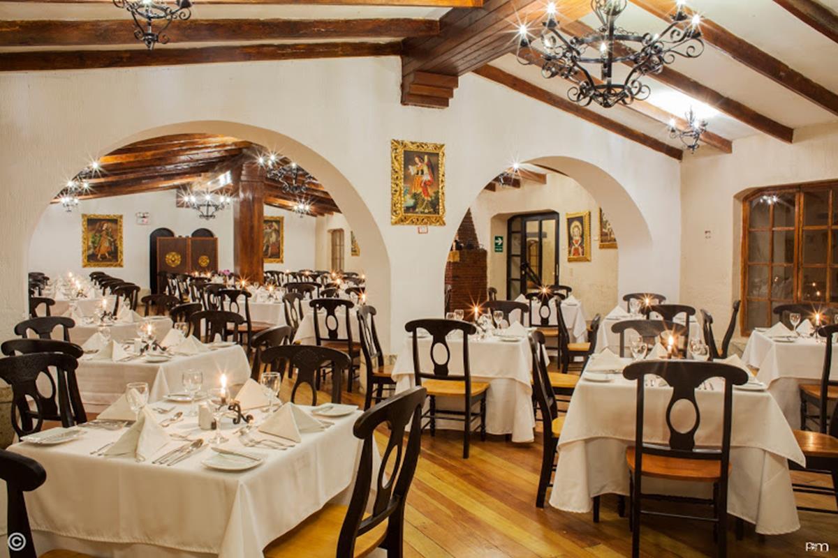 Sonesta Posadas del Inca Restauracja