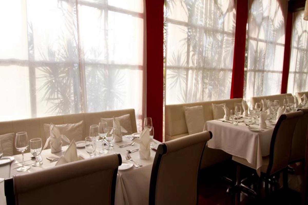 Spanish Court Hotel – Restauracja