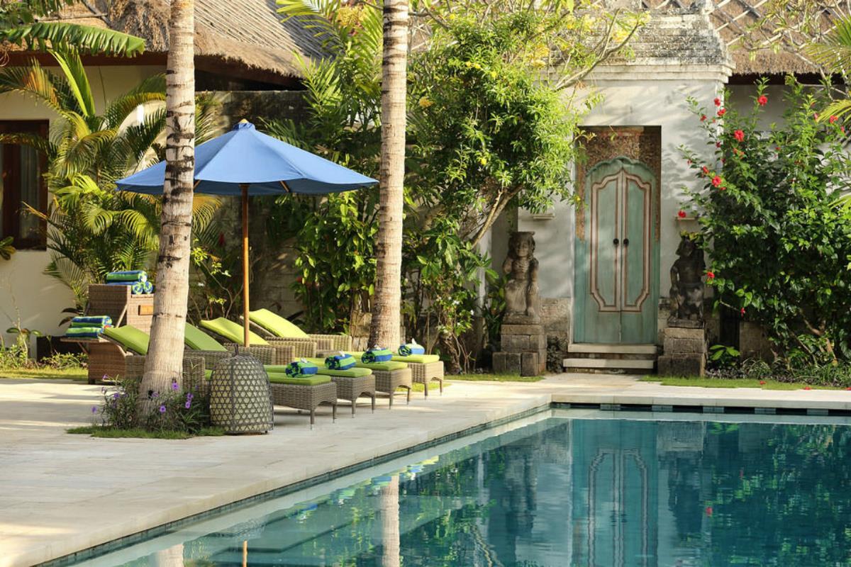 Sudamala Suites & Villas – Basen