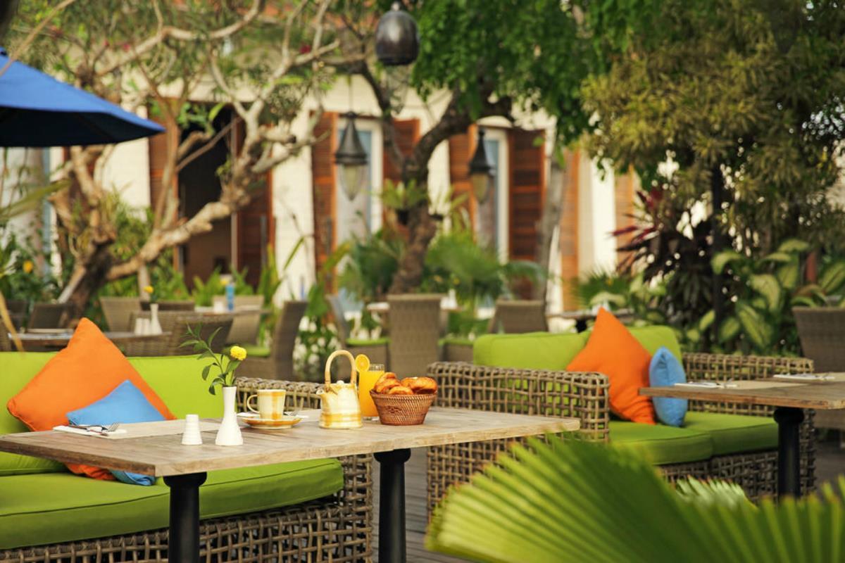 Sudamala Suites & Villas – Restauracja