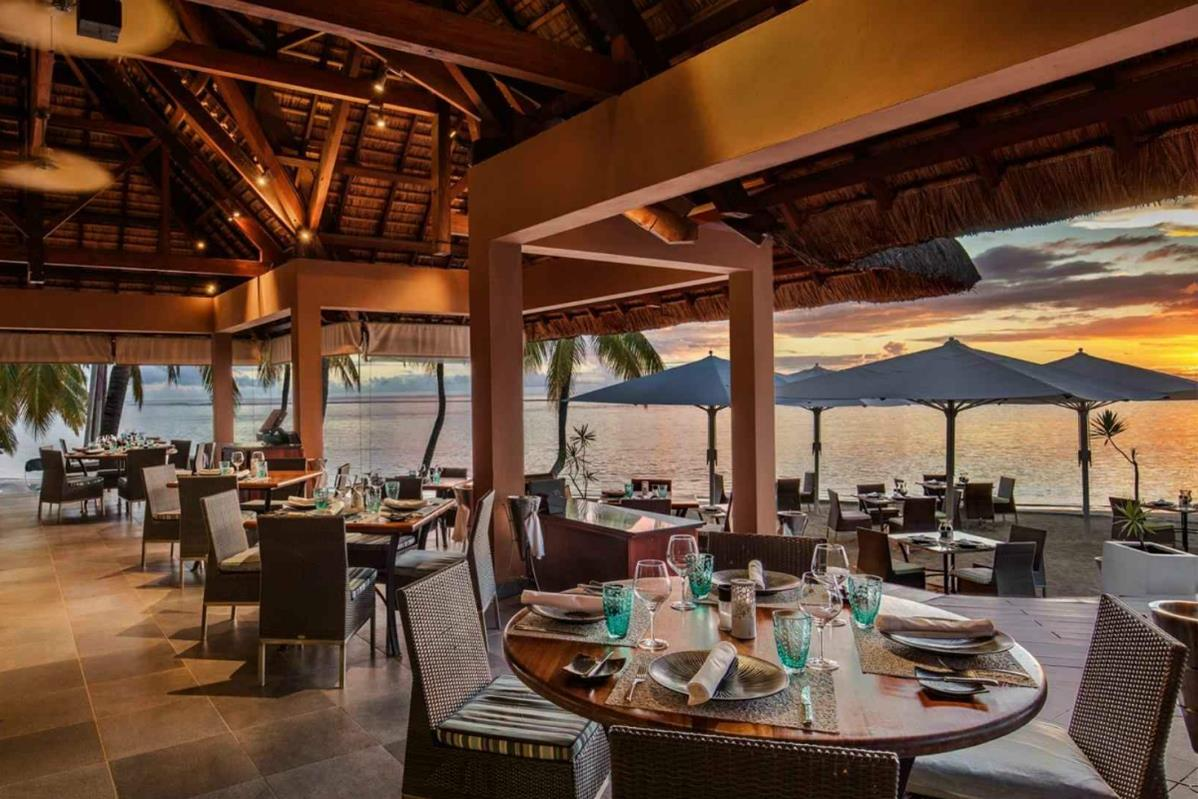 Sugar Beach – Restauracja Tides