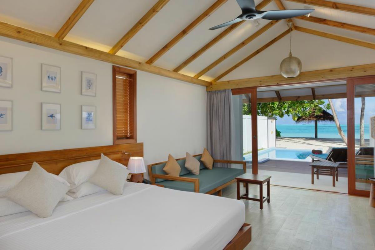 Sun Island Reosrt & Spa – Willa z prywatnym basenem