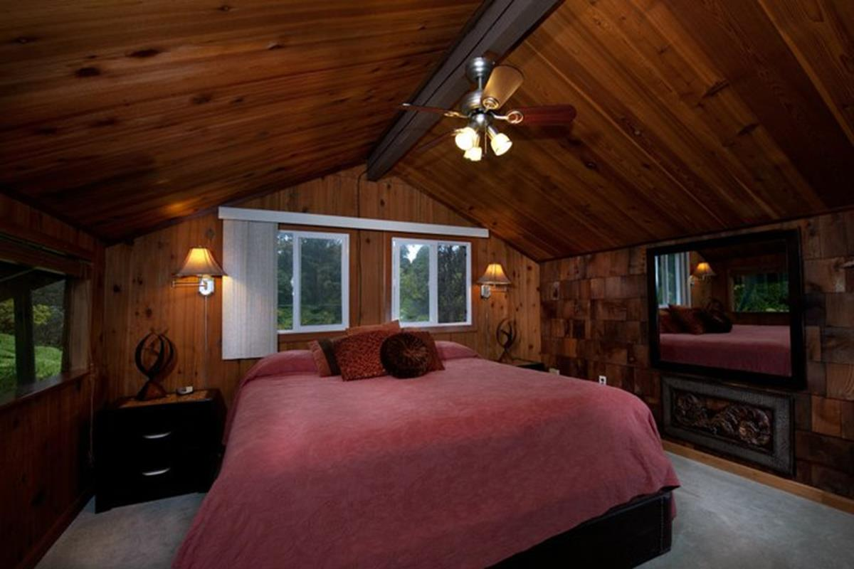 The Chalet Kilauea – Treehouse Suite