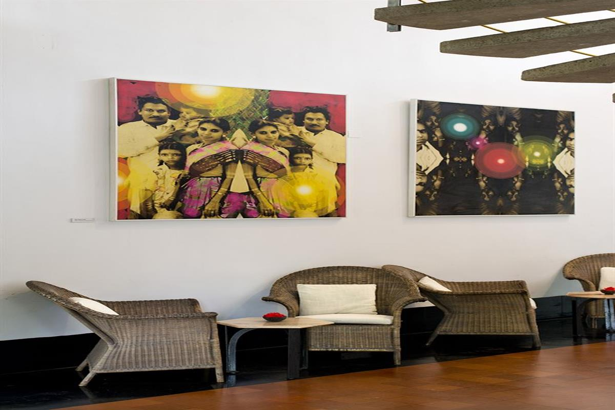 The Malabar House – Lobby