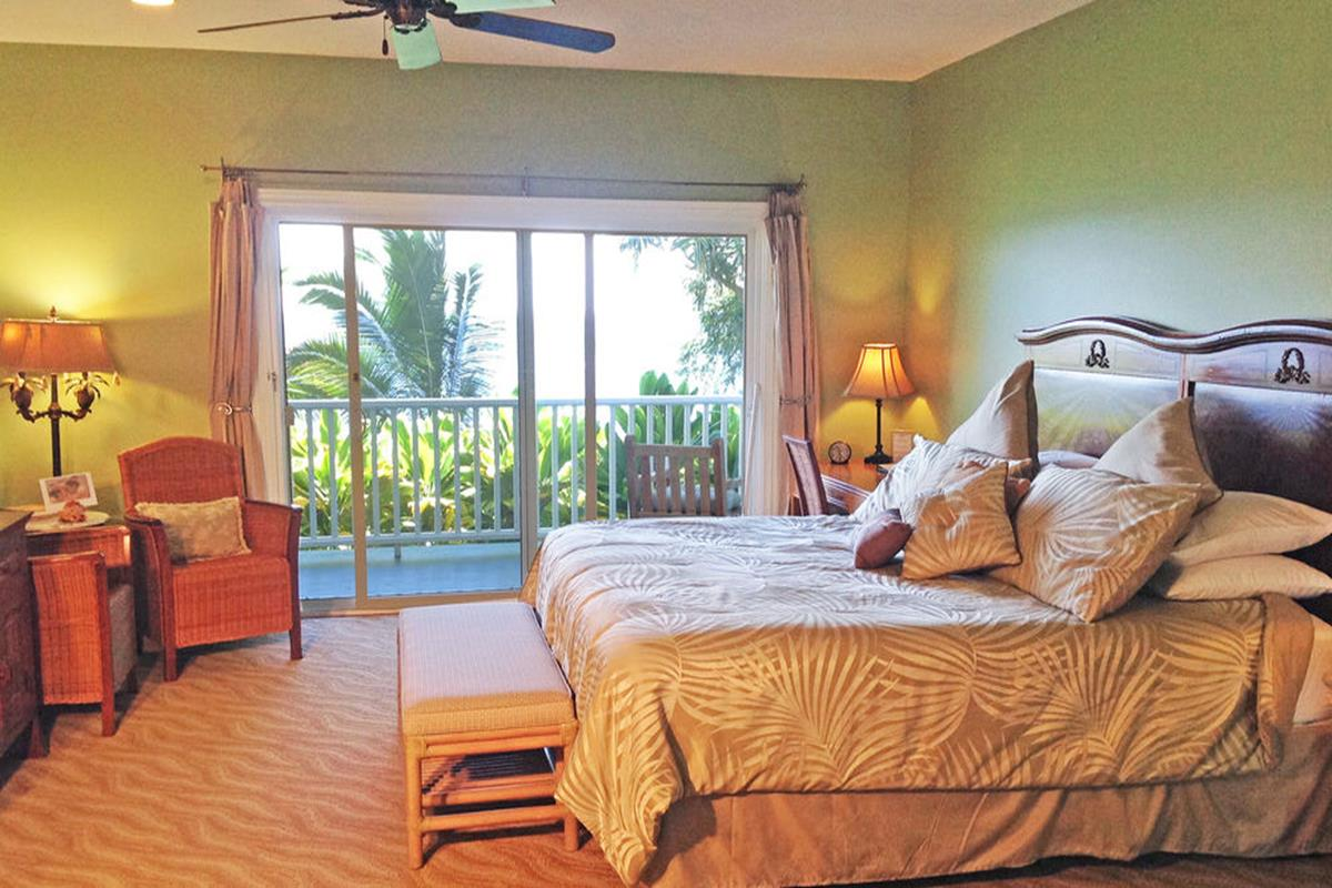 The Palms Cliff House Inn – Pokój Hawaiian Dreams