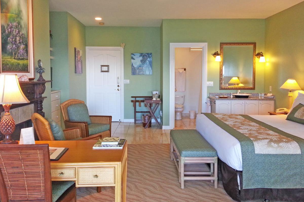 The Palms Cliff House Inn – Pokój Ocean Splendor