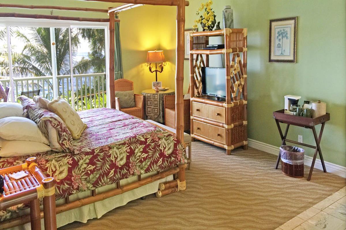 The Palms Cliff House Inn – Pokój Tropical Dreams