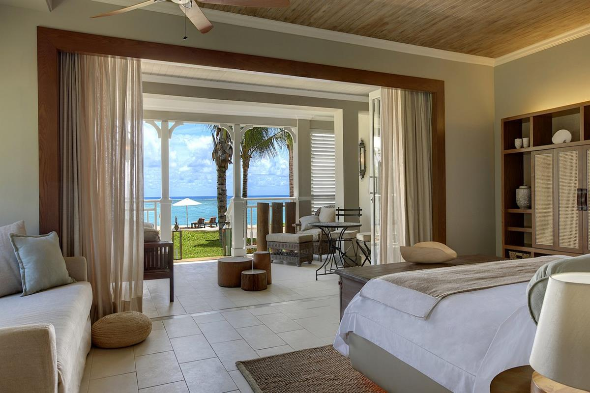 The St Regis Resort – Beach Front Junior Suite