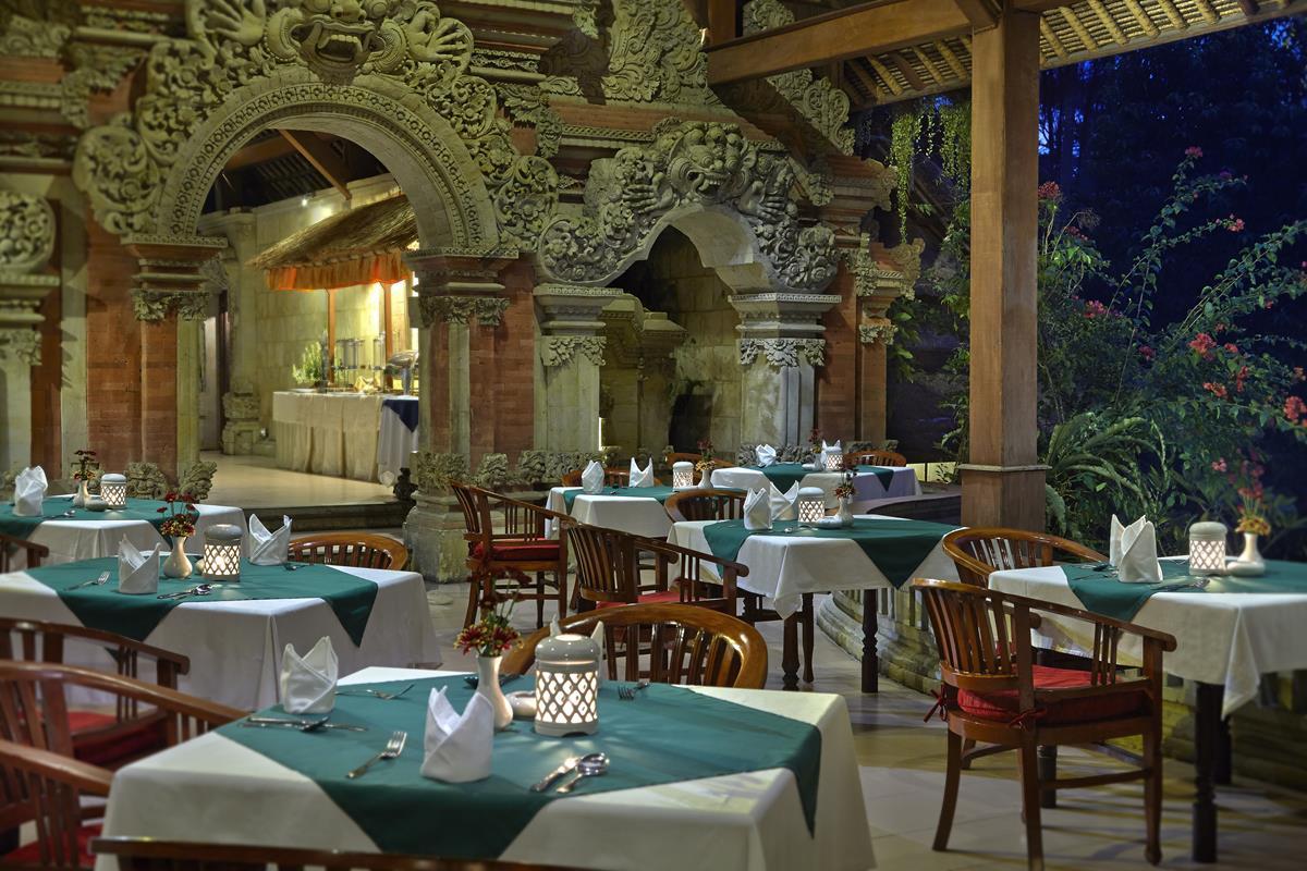 Tjampuhan – Restauracja