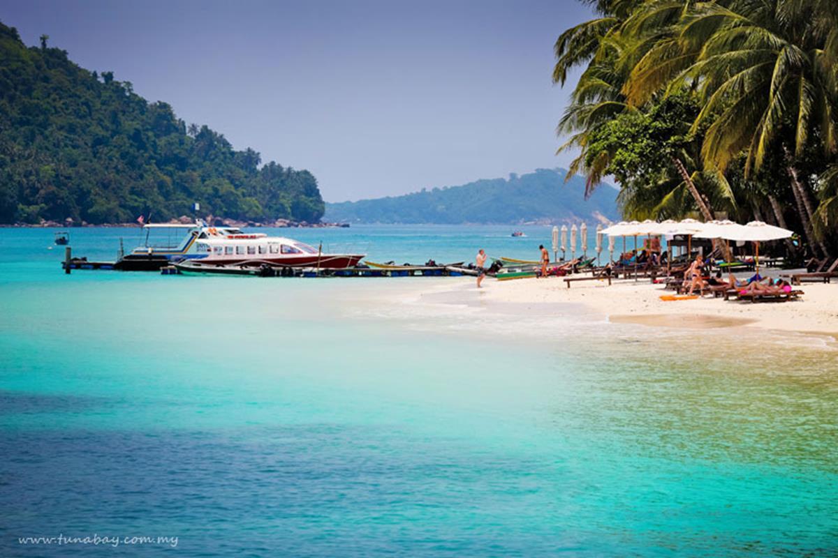 Tuna Bay – Plaża