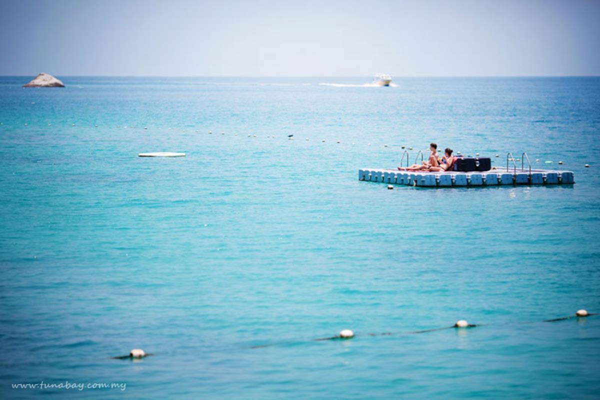 Tuna Bay – Pomost