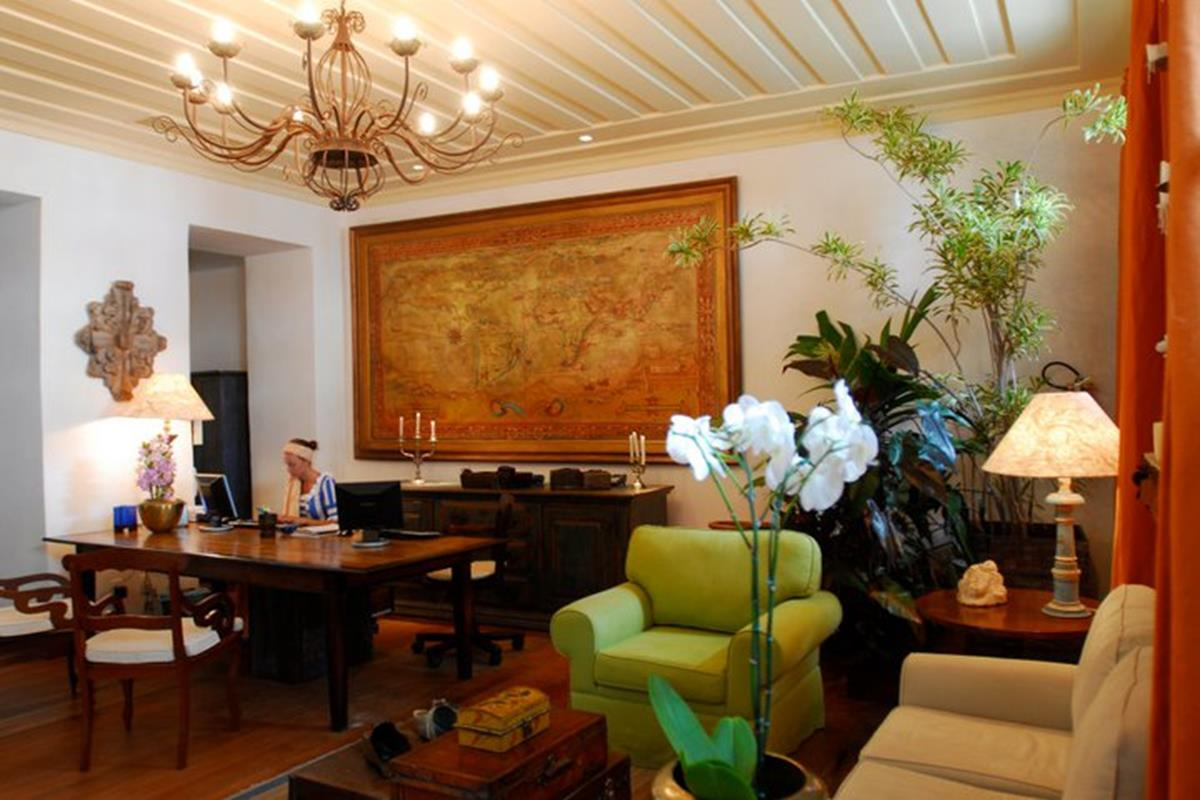Villa Bahia – Lobby