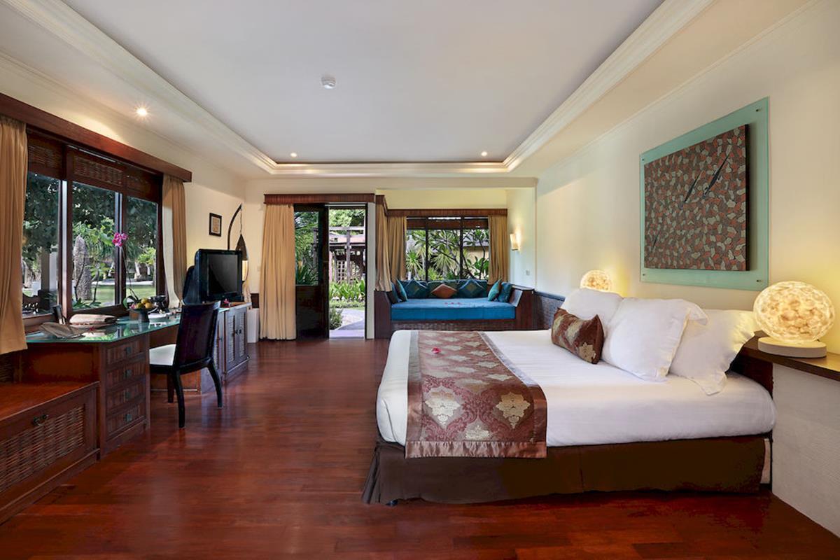 Villa Ombak – Deluxe Family Bungalow
