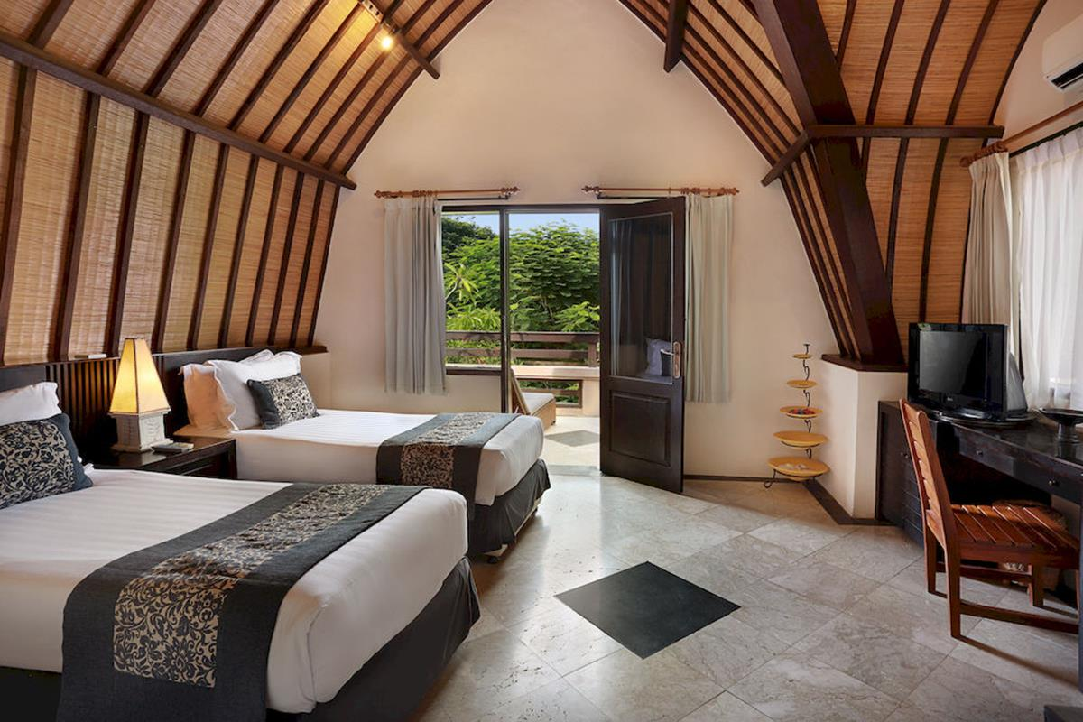 Villa Ombak – Superior Lumbuk Terrace