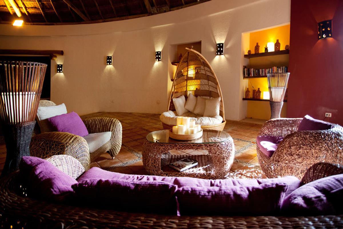 Villas HM Paraiso del Mar – Lounge