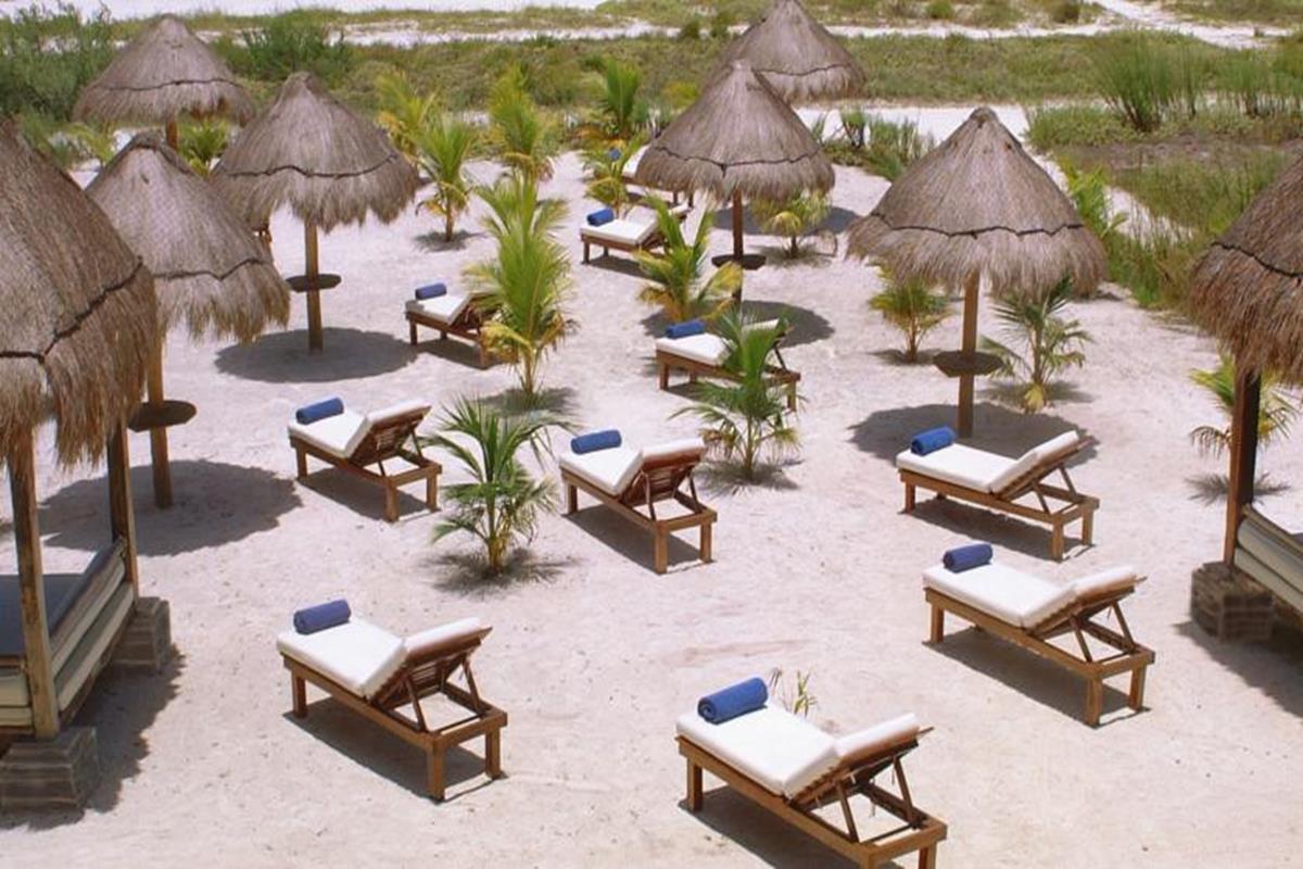 Villas HM Paraiso del Mar – Plaża