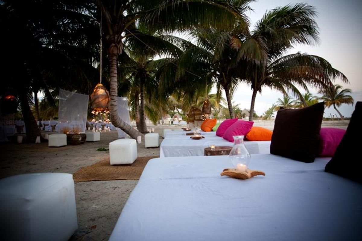 Villas HM Paraiso del Mar – Restauracja