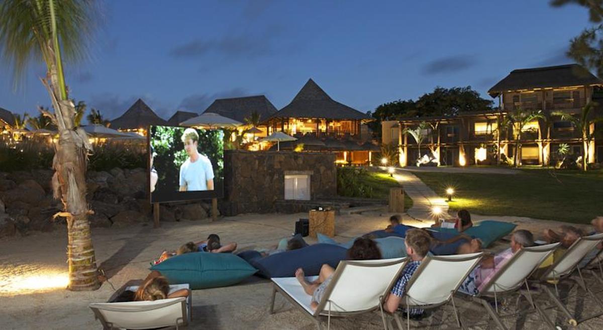 Zilwa Attitude Resort – Kino