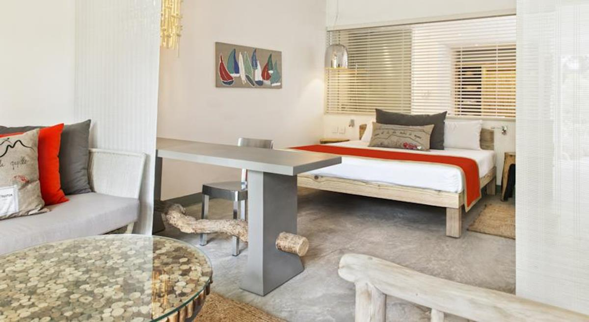 Zilwa Attitude Resort – Pokój