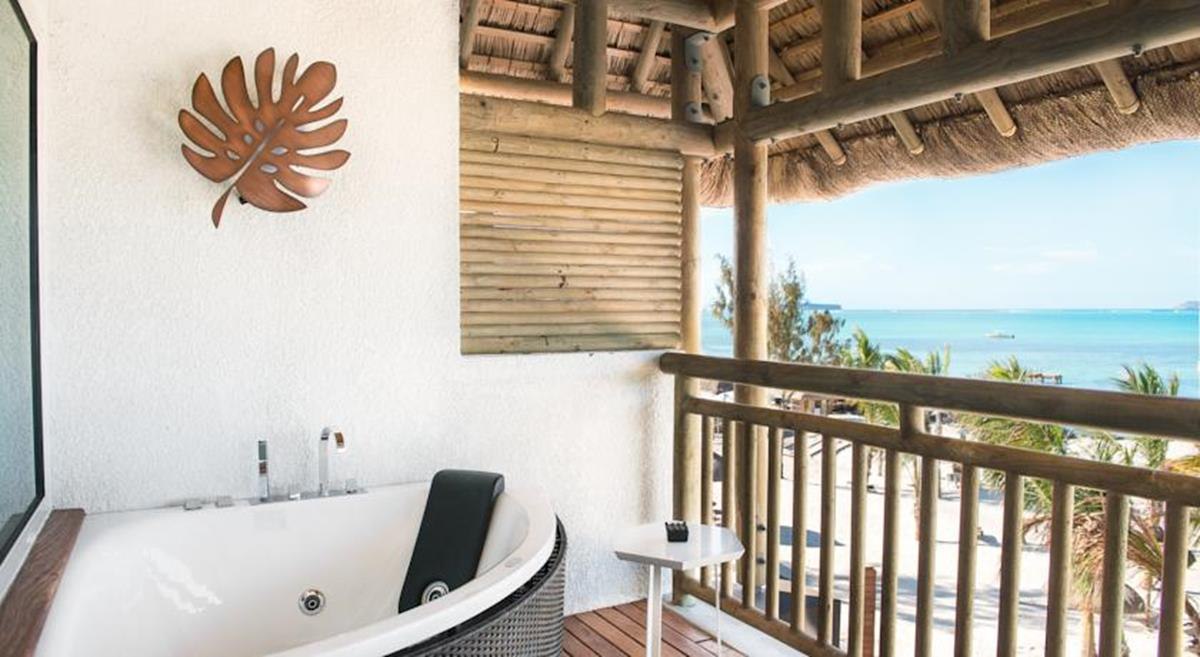 Zilwa Attitude Resort – Taras