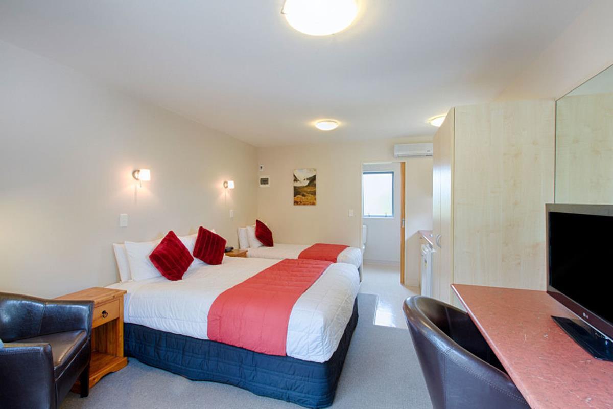 Bella Vista Motel Franz Josef – Pokój