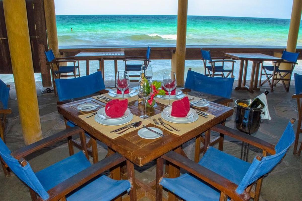 Blue Marlin Beach Resort – Restauracja
