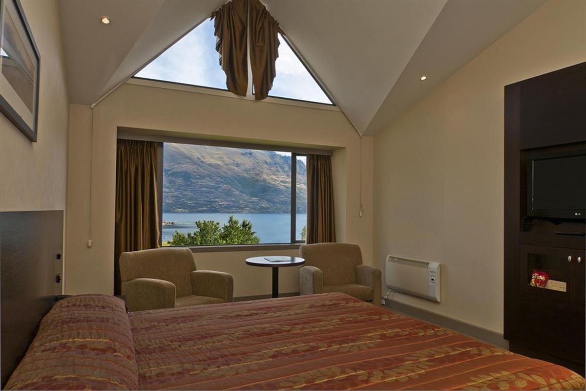 Copthorne Hotel & Resort Queenstown Lakefront – Pokój