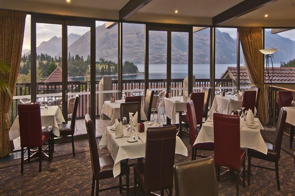Copthorne Hotel & Resort Queenstown Lakefront – Restauracja