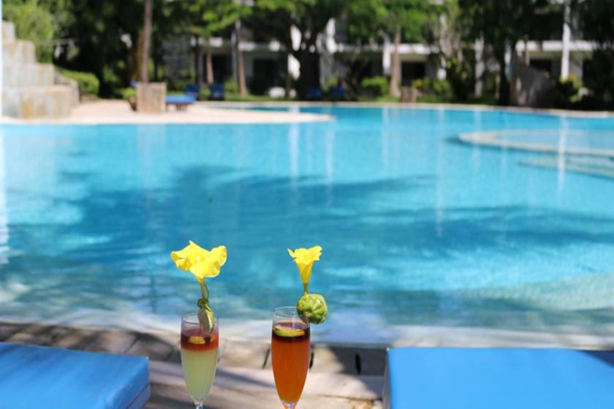 Diani Sea Resort – Basen