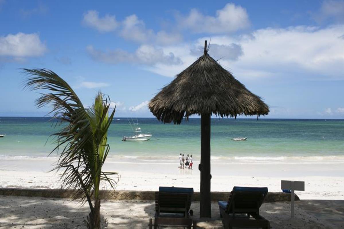 Diani Sea Resort – Plaża