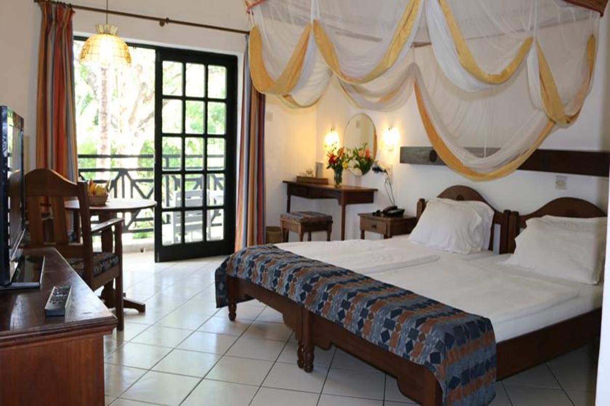 Diani Sea Resort – Pokój dwuosobowy z balkonem