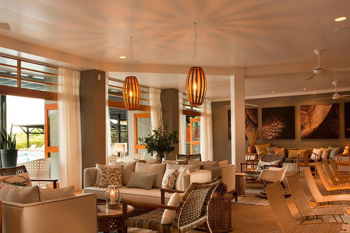 Finch Bay Eco Hotel – Kawiarnia