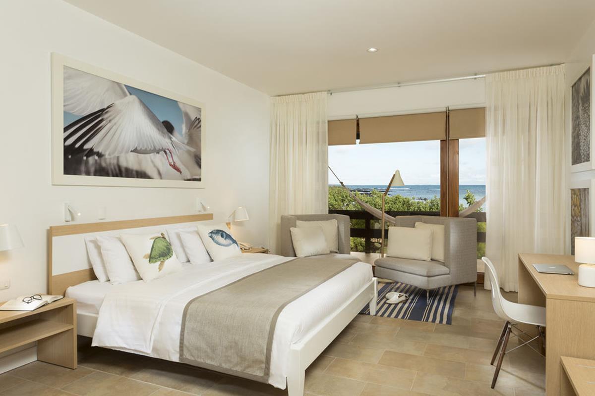 Finch Bay Eco Hotel – Pokój dwuosobowy z jednym łóżkiem