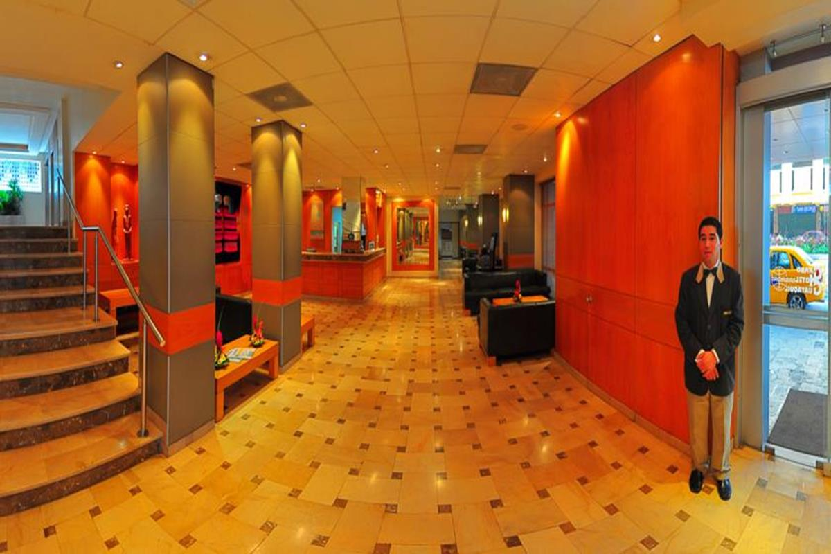 Grand Hotel Guayaquil – Lobby