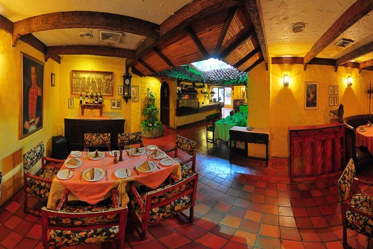Grand Hotel Guayaquil – Restauracja