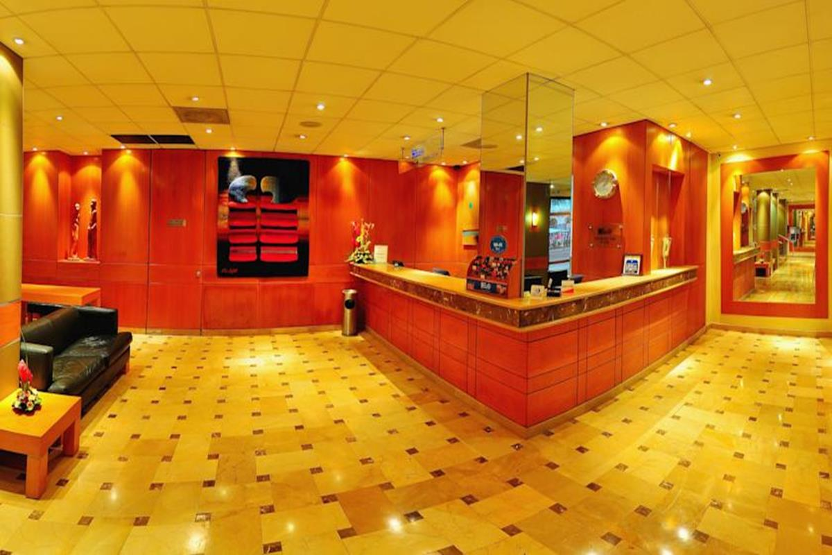 Grand Hotel Guayaquil – Recepcja